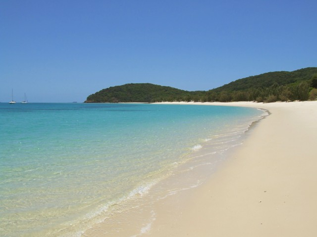 A snippit of paradise in Queensland....