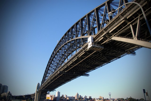 Bridging the gap - Sydney